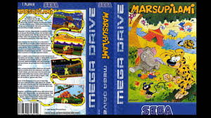 Marsupilami Sega Mega Drive Genesis Complete Soundtrack OST Game ...