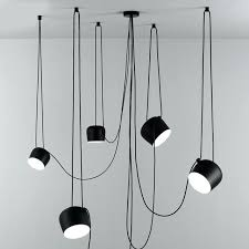 hanging drum light 2 heads personality spider pendant lamp black drum shade pendant light modern adjule hanging large drum pendant lighting uk