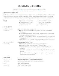 Data Entry Resume Template Danetteforda