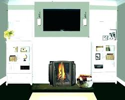 best color to paint brick fireplace awesome home design inspiring painted fireplace ideas awesome about brick