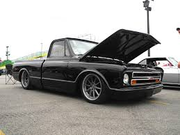 All Chevy chevy c10 20 wheels : Steve & Danielle Locklin's 1970 Chevy C-10 Truck on Forgeline RB3C ...