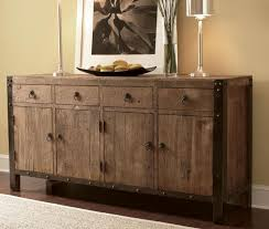 wooden sideboard furniture. sideboards rustic sideboard buffet farmhouse and hutch furniture durable solid wooden with metal