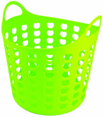 laundry basket clipart. Elliott\u0027s Funky Cleaning Plastic Laundry Basket, Green: Amazon.co.uk: Kitchen \u0026 Home Basket Clipart C