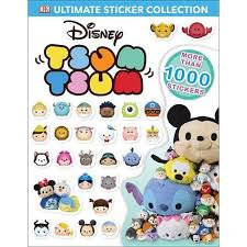 Mickey mouse coloring pages are needed for your kids to value their life enjoying their day. Disney Tsum Tsum Ultimate Sticker Collection Publishing Staff Paperback By Julia March Target