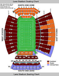 Lane Stadium Seating Chart Student Section 4 Virginia Tech Vt Hokies Vs Pitt Panthers Football Tickets