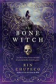 the bone witch by rin chupeco s amazon