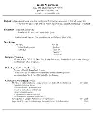 Resume On Microsoft Word Classy Microsoft Word Resume Template 48 Commily