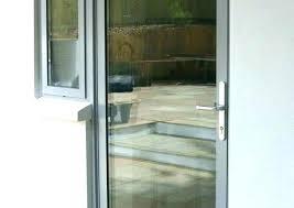 storm door hinge rail hinges install replacement parts pella exterior