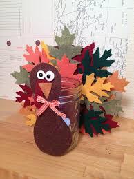 This Leafy Thanksgiving Turkey Votive will make an attractive ...