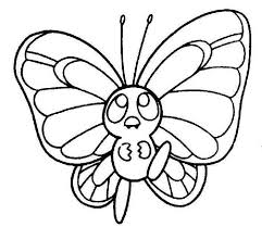 Small Picture Butterfly Coloring Pages 24 Coloring Kids