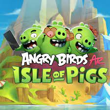 Angry Birds AR: Isle of Pigs — Resolution Games