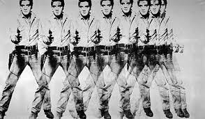 eight elvises eight 1963 andy warhol artist andy warhol
