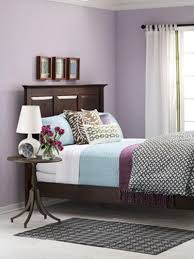 Purple Feature Wall Bedroom Violet Bedroom Ideas