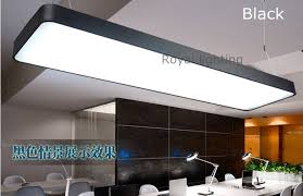 office library reading led pendant lights pendant hanging lamps commercial lighting 3 fluorescent lights fixtures in pendant lights from lights