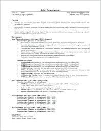 Inside Sales Resume Rep Medical Device Service Tips For Examples ...