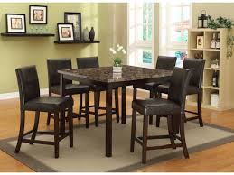 Rompei - 5PC Counter Height Dining Set 77CR2877