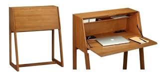 small modern desk. Secretary Desk Modern Desks For Small Spaces Interior Gn O