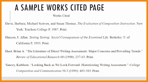 Works Cited Template Mla New Mla Citation Template Simple Template
