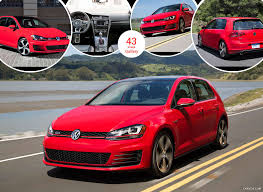 2015 Vw Gti Daytime Running Lights 2015 Volkswagen Golf Gti Mk7 Us Spec Caricos Com