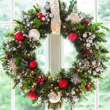 Best 25 Homemade Christmas Wreaths Ideas On Pinterest  Diy Holiday Wreaths Ideas