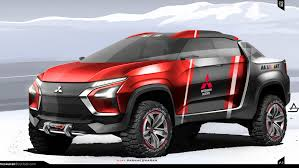 A New-Age Sports Pickup Truck Might Be Just What Mitsubishi Needs ...