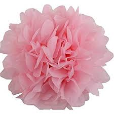 Diy Flower Balls Tissue Paper Lightingsky 10pcs Diy Decorative Tissue Paper Pom Poms Flowers Ball Perfect For Party Wedding Home Outdoor Decoration 12 Inch Diameter Pink