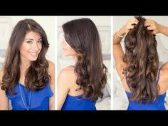 how to dry hair wavy need to try this maybe for the first