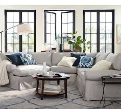 Pottery Barn Living Rooms Custom Inspiration