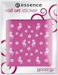 Essence Nálepky Na Nehty Nail Art Sticker 03 Good Girl Od 34 Kč