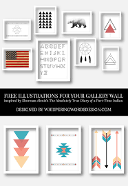 Free Wall Printables Free Gallery Wall Printables Whispering Words