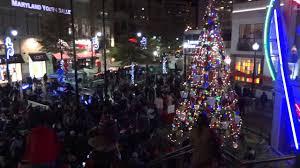 Silver Spring Christmas Tree Lighting 2015 Christmas Tree Lighting Ceremony Downtown Silver Spring