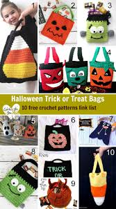Crochet Halloween Patterns Magnificent Ideas