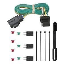 71n9YZLzz3L._SX466_ amazon com curt 56245 custom wiring connector automotive on curt wiring harness 56245