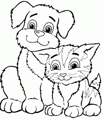 Cat Coloring Pages Free Printable Cat Coloring Pages For Kids