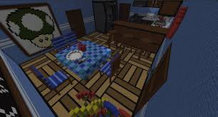 Minecraft Bedroom In Real Life Life Size House Minecraft Map Download Surviving Minecraft