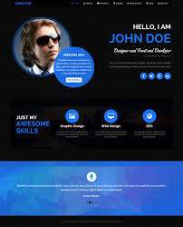 Best Resume Website Examples Examples Of Resumes
