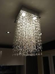john lewis square ceiling chandelier 30cm x 30cm rrp 195 reduced