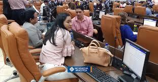 Wendy Guido, suplente de Alfredo César defiende su escaño en la Asamblea  Nacional | Nicaragua Investiga
