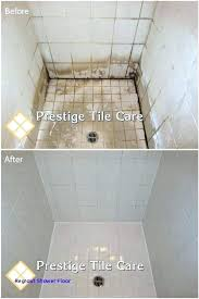 bathroom floor tile grout sealer shower sealing ceramic tiles bathrooms licious best way to clean and