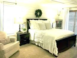 Winsome Brown And White Bedroom Ideas Bedding Dark View In Gallery ...
