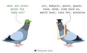 Words Babysitting And Baby Sit Have Similar Meaning