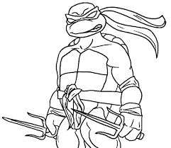 Small Picture Beautiful Ninja Turtle Coloring Books Images Coloring Page