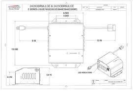 i2425obrmjlge eagle performance jlg scissor lift battery charger eagle 2425obrmjlge charger diagram