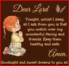 Good Night Prayer Quotes Stunning Goodnight Prayer Poems