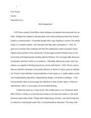 the devil wears prada book analysis essay prof russo 2 pages the filter bubble book analysis part 2