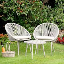 hopetown bistro egg chair set all