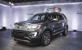 2018 ford suv. delighful ford 2018 ford explorer 2017 debut throughout suv
