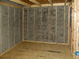 interior walls insulated sunrise buildings