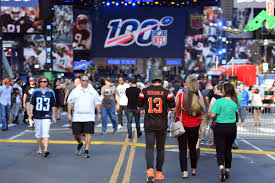 Reviewing The Cleveland Browns 2019 Nfl Draft Dawgs By Nature