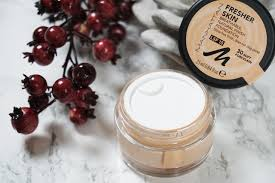 manhattan fresher skin foundation 2
